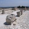 Stone Blocks At Megiddo