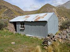 Stone Hut Te Kahui Kaupeka
