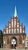 St.Peter And Paul Church Szczecin Poland