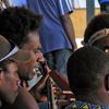 Street Band In Port Vila - Vanuatu