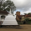 Stupa At Kandy Temple Of The Tooth