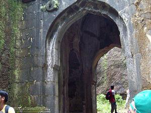 Sudhagad Fort