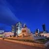 Sukhbaatar - Grand Chinggis Square - Ulan Bator