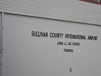 Sullivan County International Airport