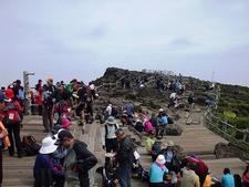 Summit Crowds