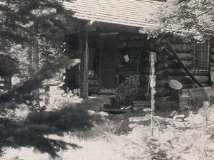 Sun Camp Fireguard Cabin
