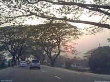 Sunset At Elliotganj