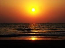 Sunset Benaulim