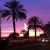 Sunset Over Larcomar
