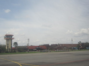 Supadio Airport