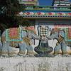Surendrapuri Compound Wall