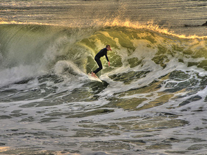 Surf in El Salvador Photos