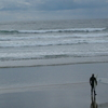 Surfing On The Beaches Of Ucluelet