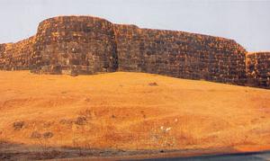 Suvarnadurg Fort