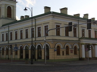 Suwalki - Town Hall and guard room
