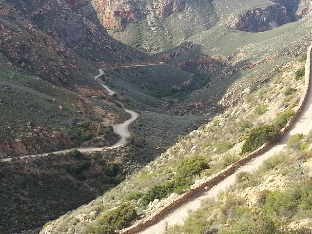 Mountain Biking South Africa - Garden Route Photos