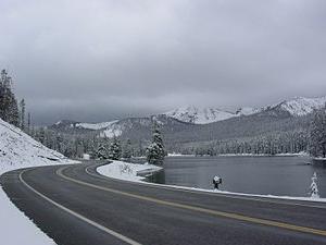 Sylvan Pass