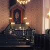 Interior Of The Trondheim Synagogue