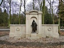 Szczecin Cmentarz Centralny Nagrobek Rodziny Dewitz