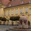 Szekesfehervar Orb And Episcopal Palace