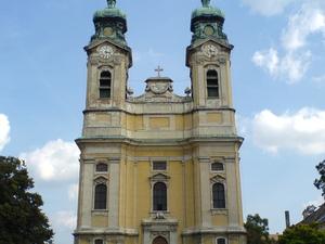 Szent Kereszt Church-Tata