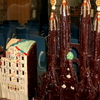 Barcelona In Chocolate: Chocolate Sculptures In Museum
