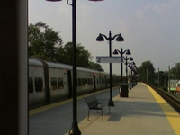 St. Albans LIRR Station