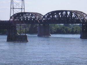 Saint-Laurent Railway Bridge