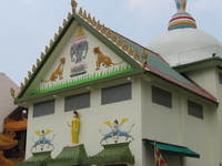 Sakya Muni Buddha Gaya Temple