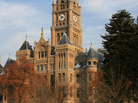 Salt Lake City And County Building