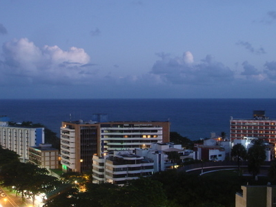 Salvador At Night