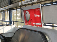 San Bernabé Monterrey Metro