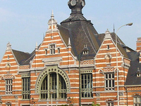 Schaarbeek Railway Station