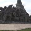 Sculpture In Ordos City