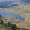 Seathwaite Tarn By Paul Lockett