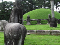 Royal Tombs Of The Joseon Dynasty