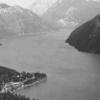 Seton Lake From Mission Mountain