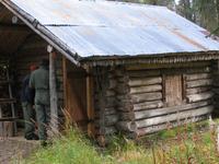 Sushana River Ranger Cabin No. 17