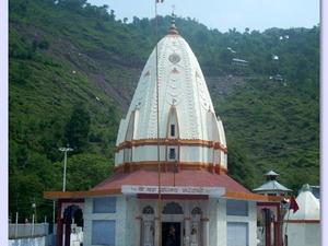 Buddha Amarnath Shrine