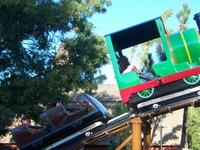 Magic Flyer Roller Coaster