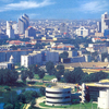 Skyline Of Anshan