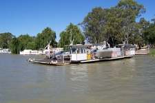 Small Mannum Ferry