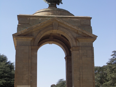 The Anglo-Boer War Memorial