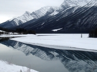 Spray Lakes Reservoir