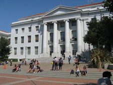 Sproul Hall Uc Berkeley