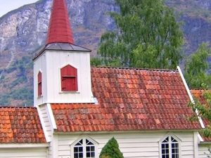 Undredal Stave Church