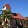 St. Barbara Church Tsumeb