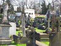 St. Mary's Roman Catholic Cemetery