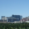 The Strip From The Renaissance Hotel