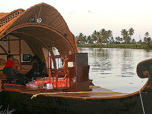Houseboat Cruise in Kerala Backwaters... Photos